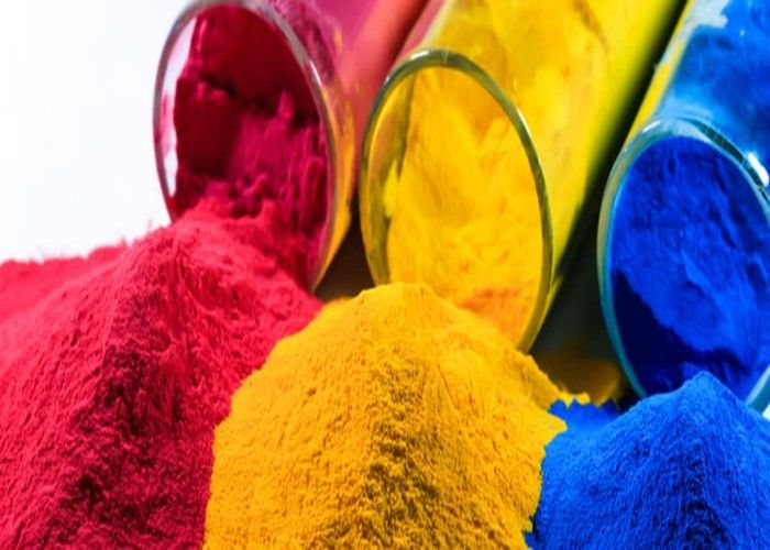 CAS No. 1047 16 1 Organic Pigment Powder For Water Based Ink And Textile Printing
