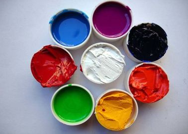 China Strong Light Fastness Color Paste Vivid Luster For Decorative Coatings distributor