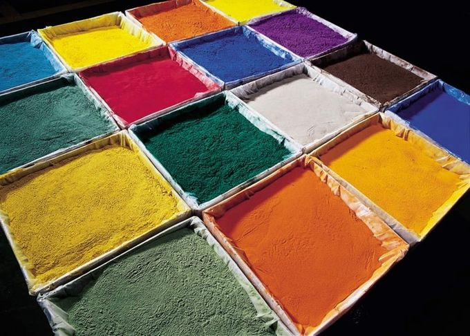 CAS 5567-15-7 Colour Pigment Powder , Epoxy Pigment Powder For Ink Coatings And Plastic